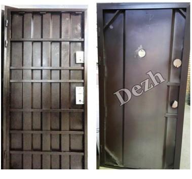 درب ضد سرقت دژ