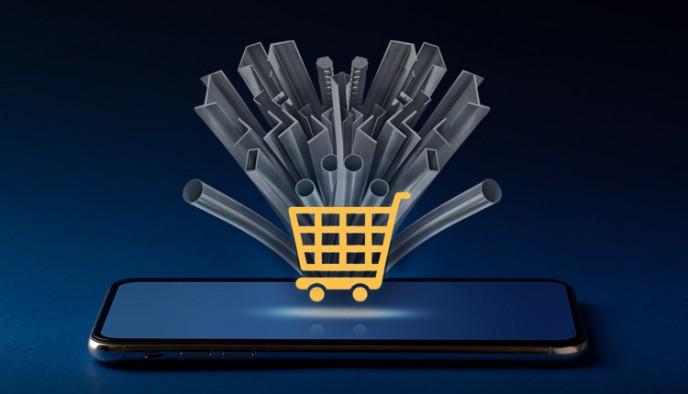 خرید اینترنتی آهن آلات