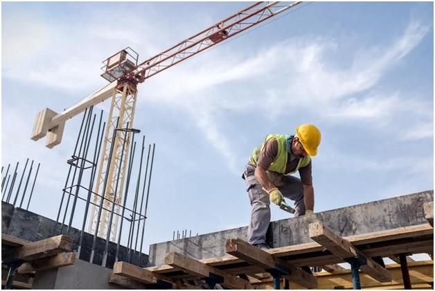 ابزار و تجهیزات ساختمانی در ساخت ساختمان