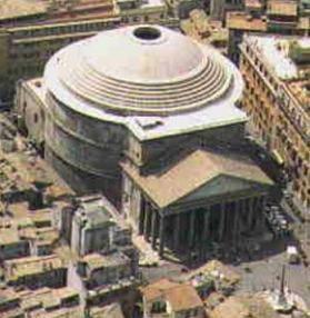 معبد پانتئون در رم