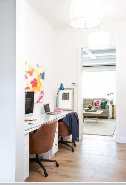 طراحی اتاق کار خانگی
