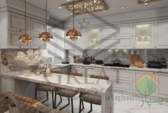طراحی و اجرای انواع کابینت آشپزخانه
