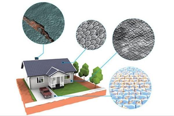 تصویر شماره معرفی 10فناوری نانو با کاربرد در صنعت ساختمان