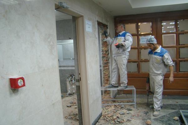 اطلاعات بیشتر درباره بازسازی و نوسازی  ساختمان