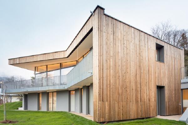 انواع چوب ترمووود و کاربرد آن در ساختمان