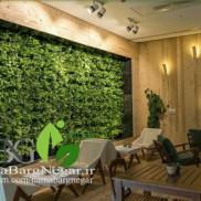 طراحی و اجرای دیوار سبز | شرکت نما برگ نگار