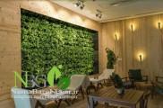 شرکت نما برگ نگار - دیوار و بام سبز