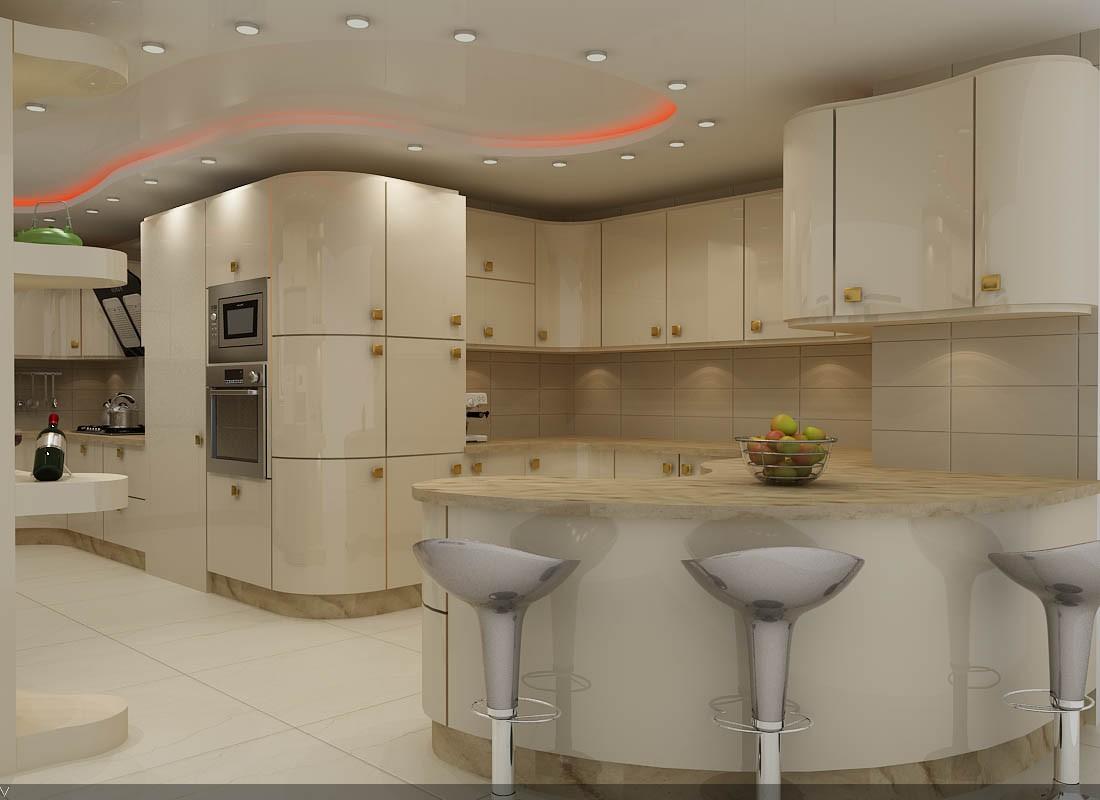 تصویر شماره طراحی و ساخت کابینت آشپزخانه در بندرعباس - شرکت دانوب