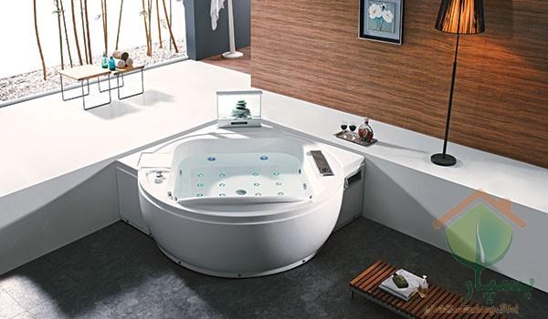 تصویر شماره وان حمام - راهنمای خرید وان حمام - بهترین مارک وان و جکوزی در ایران