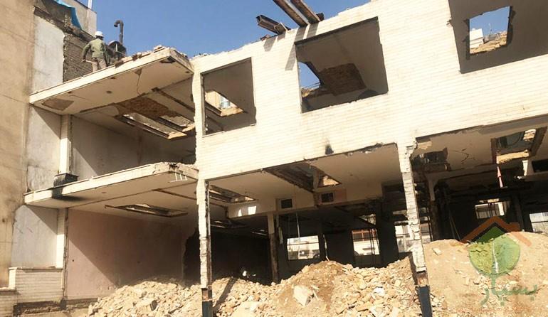 تصویر شماره 3 فاکتور مهم در انتخاب تیم تخریب ساختمان
