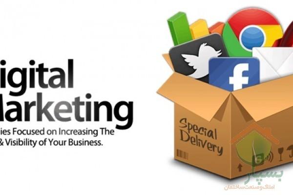 کاربرد دیجیتال مارکتینگ (بازاریابی دیجیتال) در صنعت ساختمان