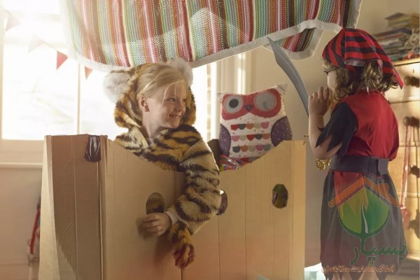 10 ایده جالب برای دکوراسیون اتاق کودک
