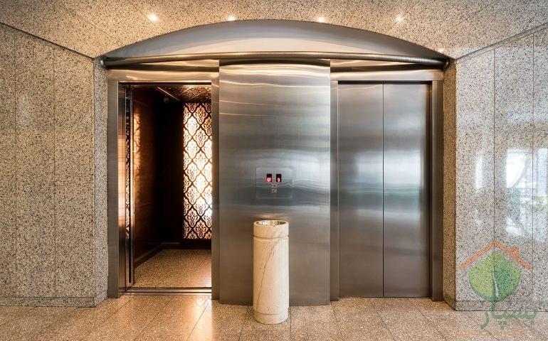 تصویر شماره طراحی و معماری آسانسورها و بالابرها
