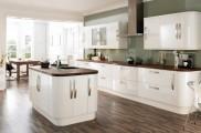 انواع کابینت چوبی آشپزخانه