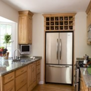 بازسازی آشپزخانه کوچک