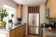 راهنمای طراحی و بازسازی یک آشپزخانه کوچک
