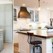 9 مدل طراحی کاربردی کابینت آشپزخانه