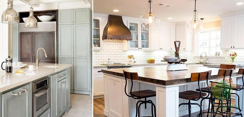 تصویر شماره 9 نوع کابینت ضروری برای آشپزخانه