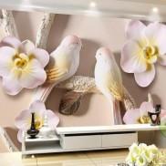 10+ نوع کاغذ دیواری متفاوت در دکوراسیون داخلی منزل