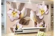 10+ نوع کاغذ دیواری متفاوت برای دکوراسیون داخلی منزل