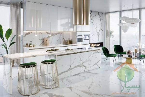 ترندهای آشپزخانه در سال 2020 – ایده های برتر طراحی آشپزخانه