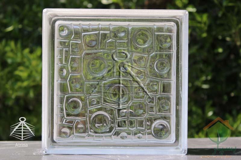 تصویر شماره بلوک شیشه ای (آجر شیشه ای) چیست ؟ مزایا و کاربرد آن در صنعت ساختمان