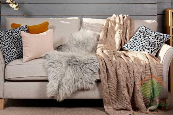 شال مبل چیست؟ | کاربرد آن در دکوراسیون و چیدمان منزل