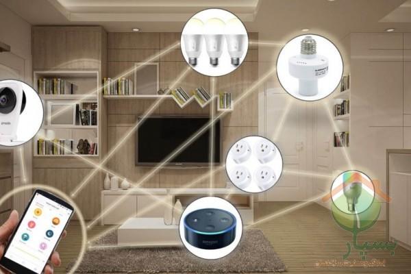 هوشمند سازی ساختمان چیست | کاربرد و مزایای خانه هوشمند