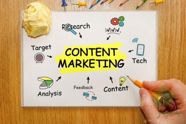 چطور می توانیم از طریق بازاریابی محتوایی در فروش اینترنتی موفق باشیم؟