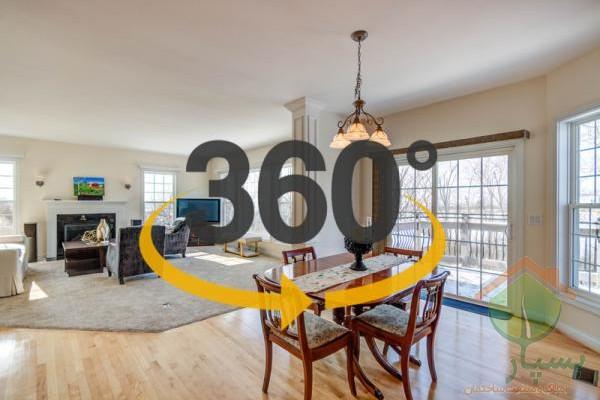 کاربرد عکاسی و تصویربرداری 360 درجه در املاک و صنعت ساختمان