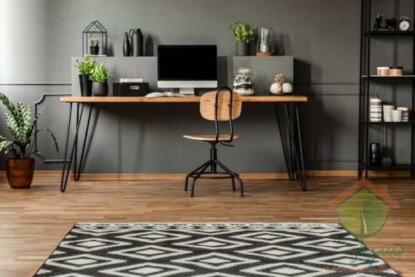 ۳۰ ایده دکوراسیون دفتر کار خانگی | انواع چیدمان اتاق کار در منزل