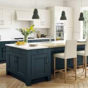 ۱۸ مدل طراحی آشپزخانه جزیرهای منحصر به فرد