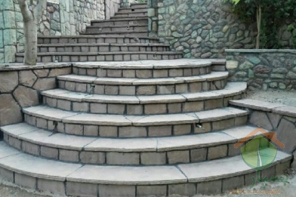 راهنمای استفاده از سنگ مالون و سنگ لاشه در محوطه و نمای ساختمان