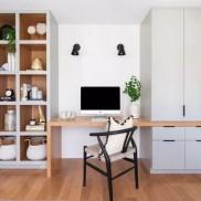 14 روش ساده برای نظم دهی اتاق کار خانگی