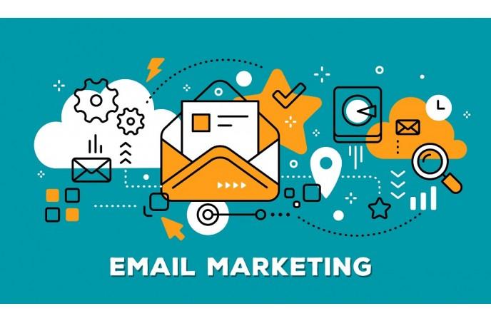 بازاریابی از طریق ارسال ایمیل انبوه