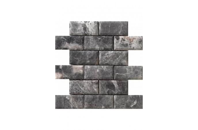 سنگ مهندسی شده در کاشی بین کابینتی آشپزخانه