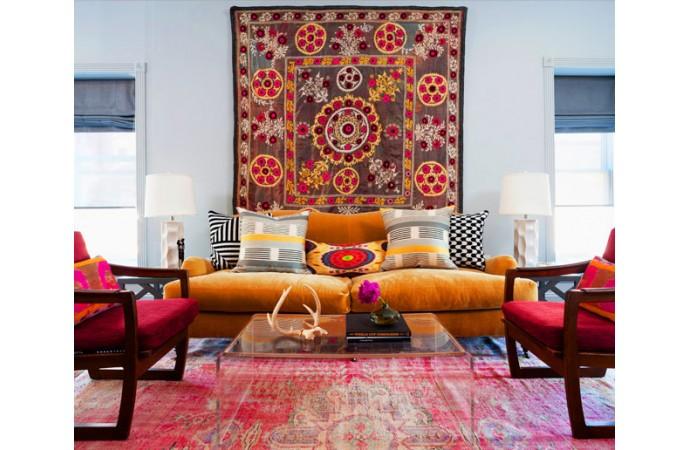 طراحی اتاق نشیمن جالب
