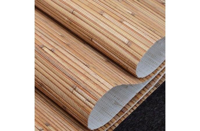 کاغذ دیواری دست ساز بامبو