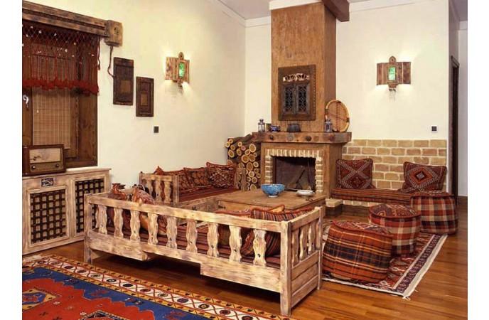 چیدمان سبک سنتی ایرانی