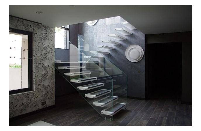طراحی راه پله مدرن