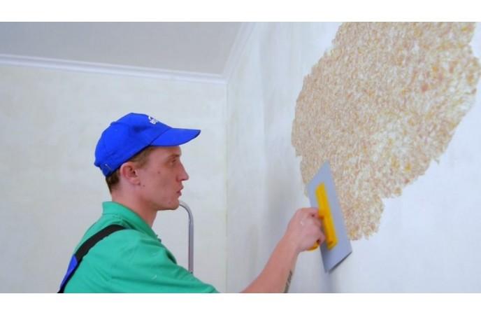 کاربرد کاغذ دیواری مایع