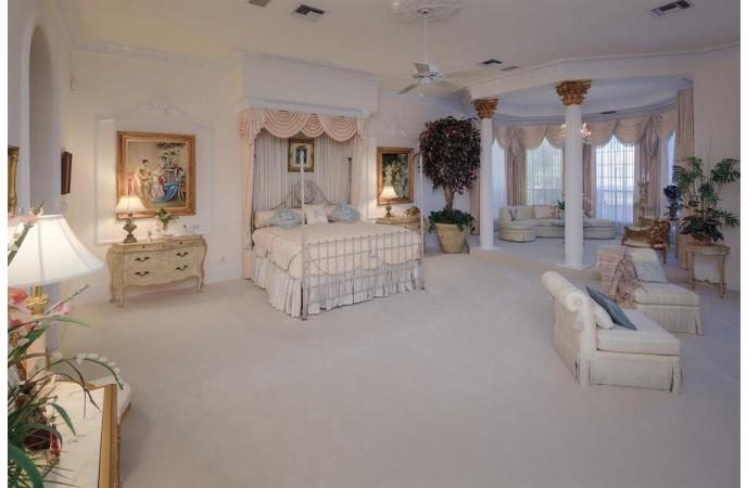 اتاق خواب مستر لاکچری