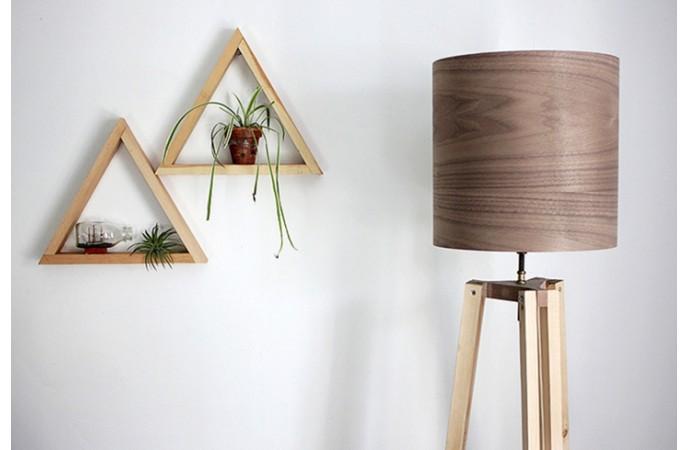 قفسه های مثلثی