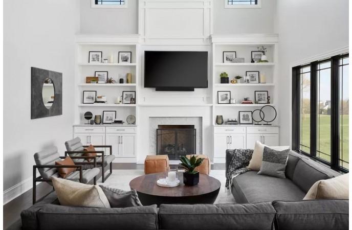 تلویزیون در دکوراسیون منزل