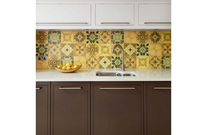 طراحی آشپزخانه دهه 1970