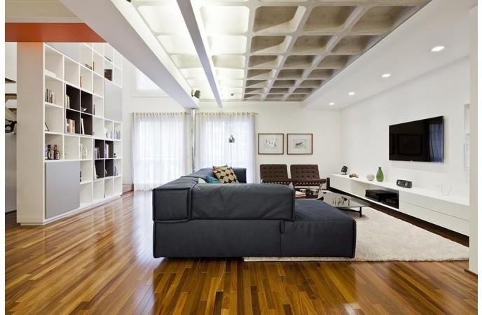 استتار کردن تلویزیون در دکوراسیون منزل