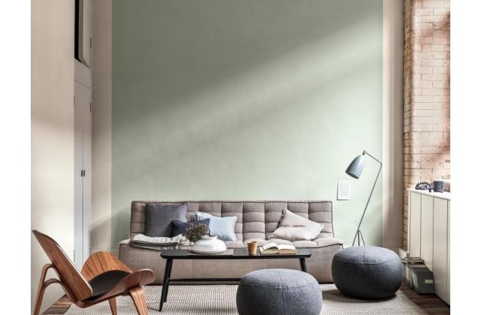 رنگ های ملایم در طراحی داخلی