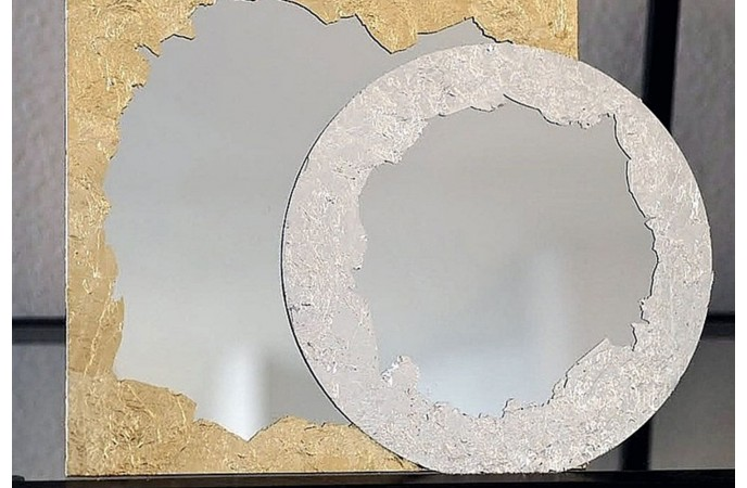 آیینه فلزی