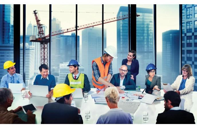 عضویت و یا راه اندازی یک گروه ساختمانی