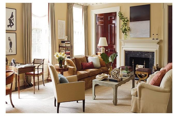 سبک کلاسیک در طراحی داخلی
